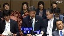 20150910参議院財政金融委員会 自民党若林健太質疑 G20財相会議報告
