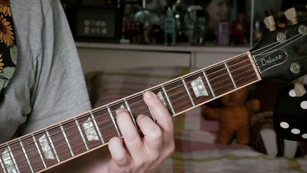 One Note Samba Jazz Guitar Tutorial