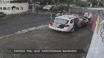 Policiais que executaram bandido são presos em São Paulo