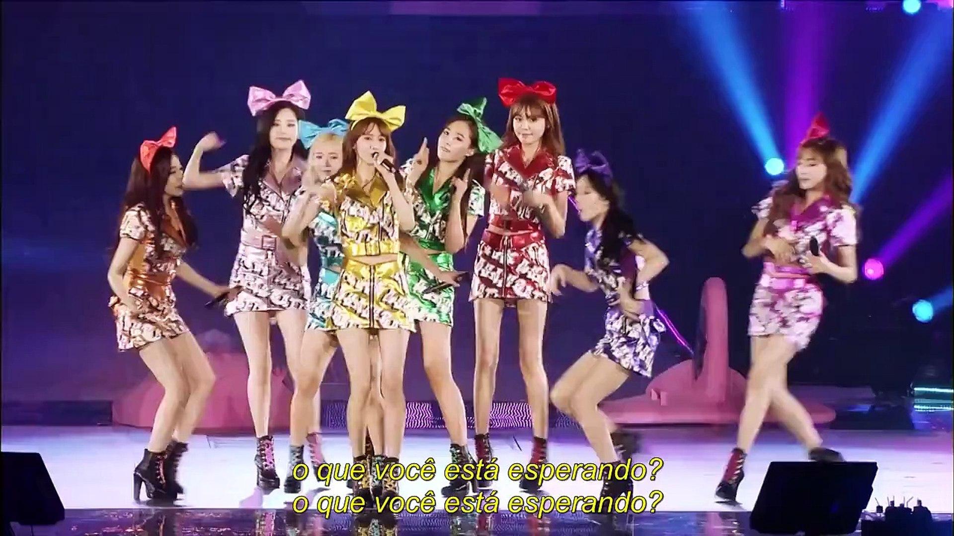 Girls' Generation - Love & Girls (The Best Live at Tokyo Dome) - legendado