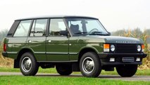 1988 Range Rover V8 classic | HD photo video with fantastic sound!