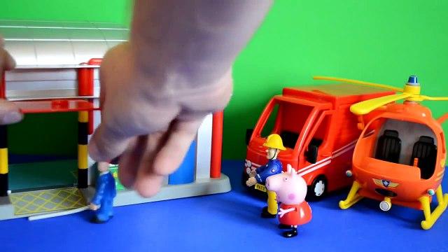 Fireman Sam Peppa pig Postman Pat New Sorting Office Full Episode Story WOW