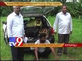 7 Lakhs worth Sandalwood seized in Visakha