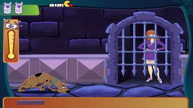 Scooby Doo  Scooby Doo Adventure Cartoon Game