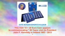 Ireland Irland Eire Set 10 Fine Silver 20 Fine Gold