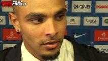 PSG-Bordeaux - Layvin Kurzawa: «Content d'avoir joué au Parc des Princes»