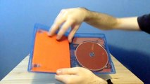 Anime Unboxing - Evangelion 2.22 + Tales of Vesperia, Blu-Ray/DVD