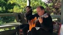 Canon in D (Pachelbel) - violin & guitar duo