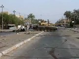 Iraq Combat IED Secondary Explosion Close Call