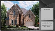 5110 Timber Bluff Lane, Frisco , TX 75034