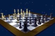 Blender Chess Animation   Deep Blue vs  Garry Kasparov | Chess games computer | chess games computer