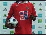 "Balboa: ""Foi fácil chegar a acordo com o Benfica"""