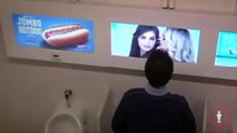 Funny Ads   Scary Toilet Frank LG Commercial 'So Real' 2013