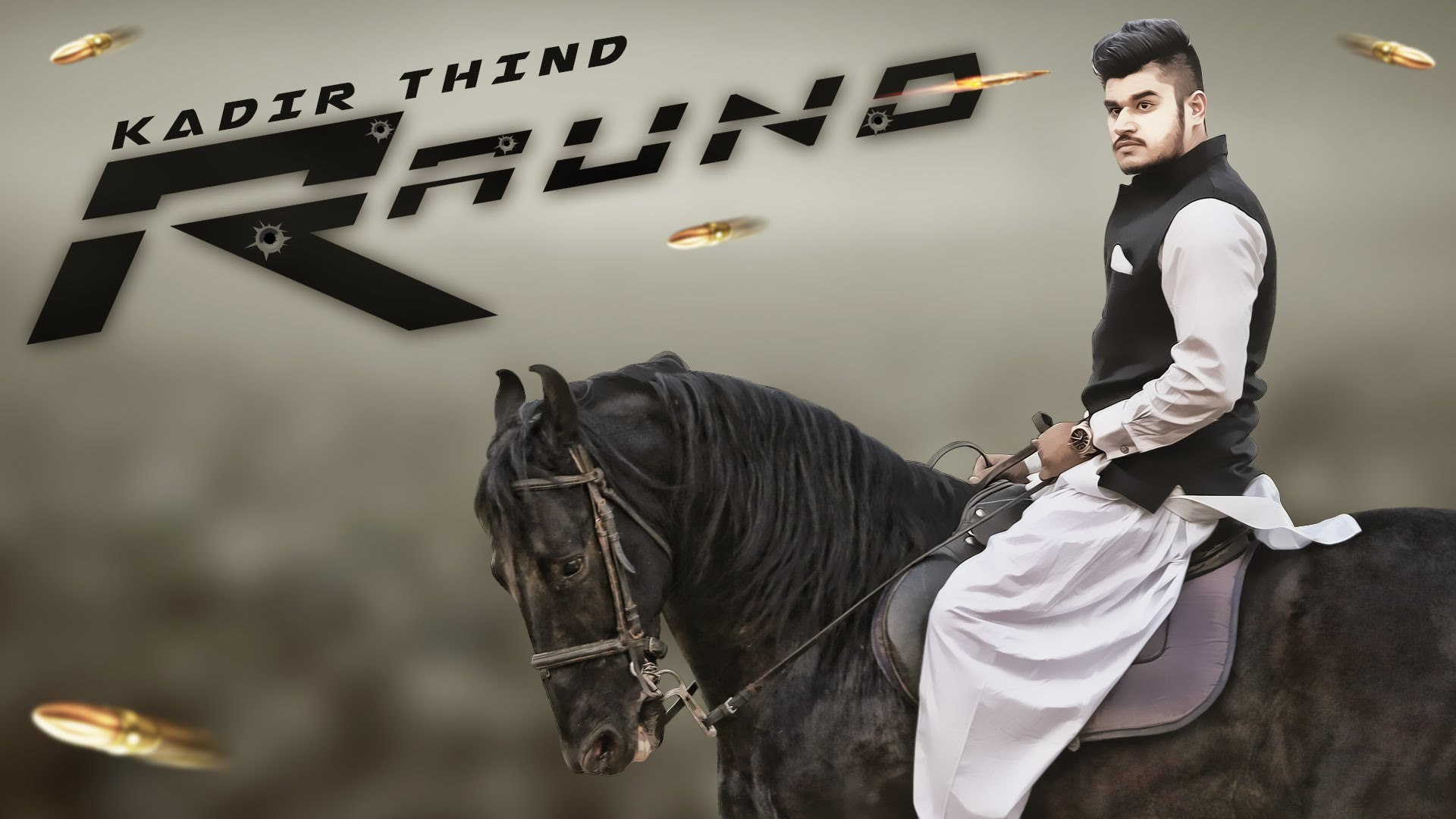 New Punjabi Songs 2015 | Raund | Kadir Thind | Latest Punjabi ...