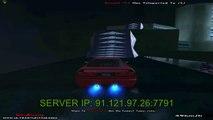 GTA San Andreas SAMP Ultra Stunting Server Chal3 Walkthrough [HD] [WITH MUSIC]