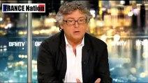 """Michel Onfray clash BHL sur les migrants: """"Les cons ça ose tout"""""""