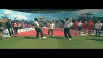 Best Football Freestyle. ft. Ronaldinho,Messi,C.Ronaldo,Maradona,Beckham,Zidane & More Pt.4.mp4