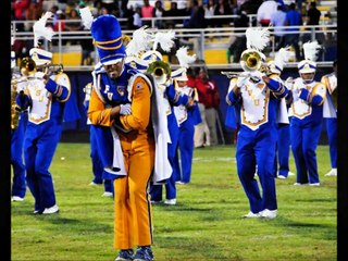 Fort Valley St. Blue Machine Marching Band Recruitment Video 2012