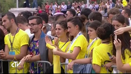 papa francesco angelus in albania 21 settembre 2014
