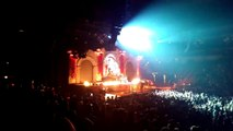 Avenged Sevenfold Concert- Hail to the king: Dallas 2013 (9) American Airlines Center