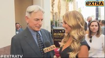 Extra 'NCIS' Star Mark Harmon Receives Star on Hollywood Walk of Fame