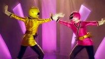 Siêu Nhân Thần Kiếm ( Samurai Rangers ) Nhảy HIPHOP Cực Hay