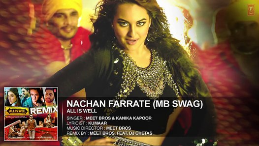 Nachan Farrate (MB SWAG) Full AUDIO Song | All Is Well ...