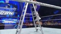 Roman Reigns Randy Orton_Neville vs Sheamus Kane_Kofi Kingston_SmackDown June 11-2015 WWE Wrestling On Fantastic Videos