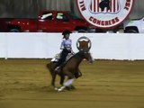 Youth Reining at Quarter Horse Congress #2