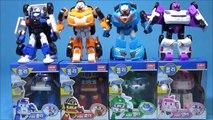 Voiture Robot Naples ou robot C X Y W mini jouets Робокар Поли Robocar Poli miniTobot voiture robot jouets