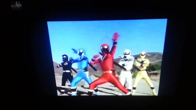 My Other Favorite Power Rangers Opening