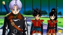 Dragon Ball Heroes: GDM4 Opening | Time Patrol Trunks SSJ3