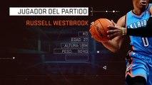 NBA 2K15 PS4 1080p HD Mejores jugadas Los Angeles Lakers-@Oklahoma City Thunder