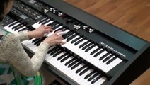 1.Changing Harmonic Bars (Jazz Organ Playing Technique)