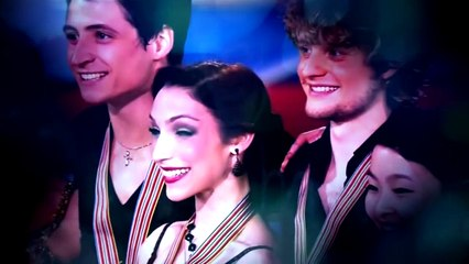 Great skaters: Vancouver-Sochi. The brightest moments of career & backstage. Young and Beautiful.