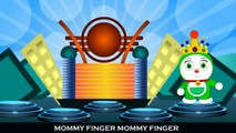 Finger Family Nursery Rhyme with Doraemon - Doraemon Finger Familys Nursery Rhymes For Kids