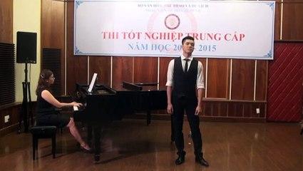 4  Tristesse Etude no 3  Chopin   Trương Thành Nhân tốt nghiệp TC 2011 2015