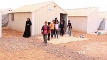 Syrian Refugees Complain About Conditions at Jordanian Camp