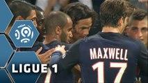 But Edinson CAVANI (27ème) / Paris Saint-Germain - Girondins de Bordeaux (2-2) - (PARIS - GdB) / 2015-16