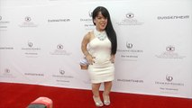 Little Women: Briana Renee shows off her best poses on the red carpet at LA charity event