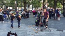 Another MORF street Performer (beatbox, Dub, Loop station) Leicester Square September 2015 Video