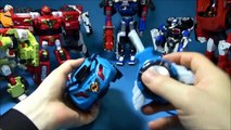 Or robot evolution Y 1 minute in the transformation to the transformation video toy Tobot Evolution Y transformation in 1 Min
