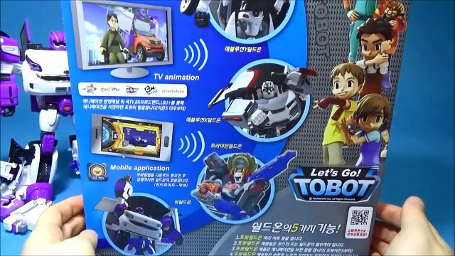 Or robot W Antigua and Applications, Games lava LEGO Simpsons mini. figure toy opening W and comparison Tobot W Larva toys