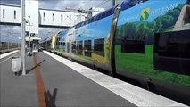 Spot à Champagne ardennes TGV