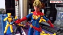 Avengers Stop Motion- Avengers vs Masters of Evil Stop Motion