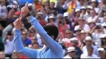Novak Djokovic and Rafael Nadal crying after Roland Garros Final 2014 1