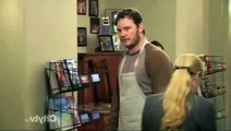 Parks and Recreation: Andy rollerblading
