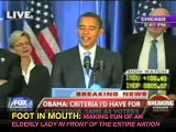 UNBELIEVABLE OBAMA GAFFES, MISTAKES, LIES, & CONFUSION THE IDIOT IN COMMAND