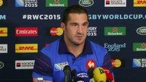 Rugby - CM - XV de France : Spedding «Toujours compliqué contre l'Italie»