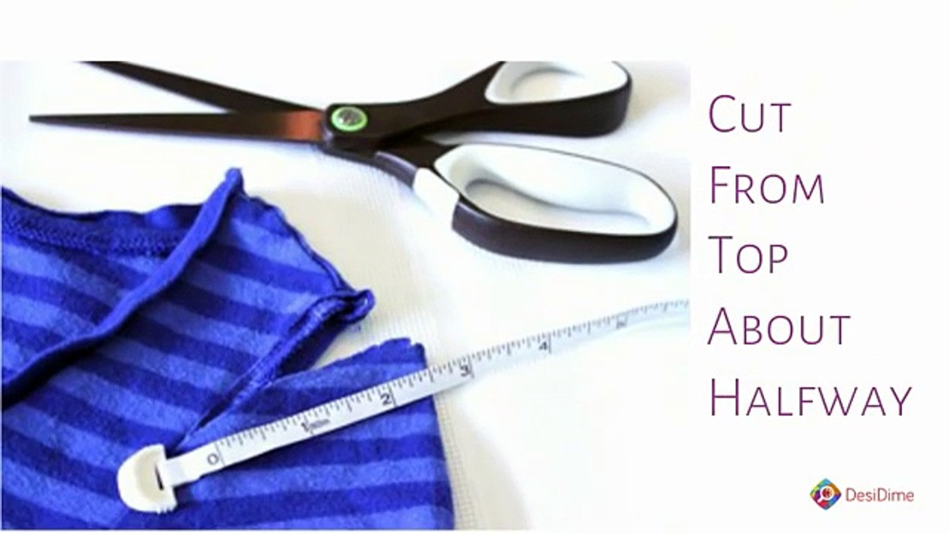10 Fashion Hacks - Tips to Refashion your clothes